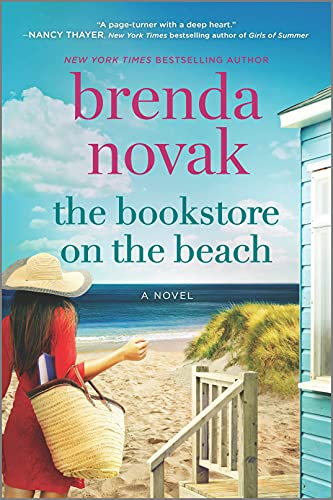 The Bookstore on the Beach: A Novel Brenda Novak