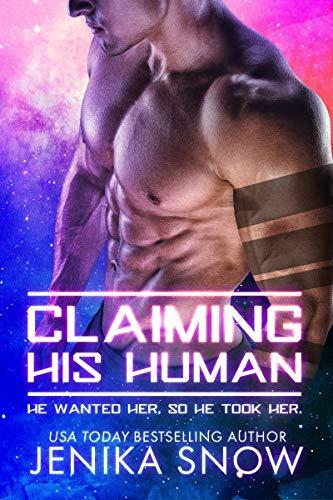 Claiming His Human (Rogues) Jenika Snow