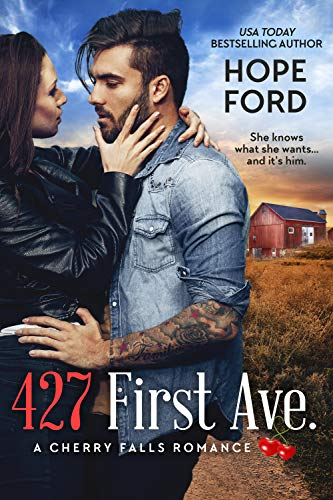 427 First Ave. (A Cherry Falls Romance Book 17) Hope Ford