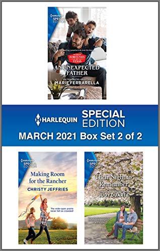 Harlequin Special Edition March 2021 - Box Set 2 of 2 Marie Ferrarella, Christy Jeffries, et al.