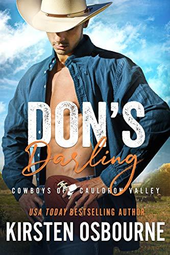 Don's Darling (Cauldron Valley Cowboys Book 13) Kirsten Osbourne