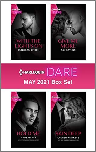 Harlequin Dare May 2021 Box Set Jackie Ashenden, Anne Marsh, et al.