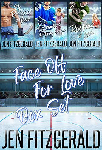 Face Off For Love Box Set: Edition One Jen FitzGerald