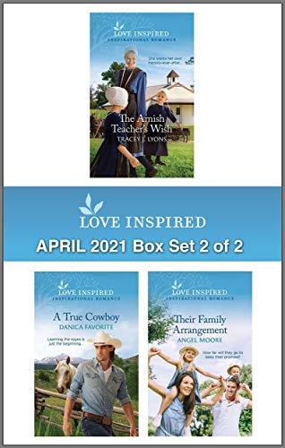 Harlequin Love Inspired April 2021 - Box Set 2 of 2: An Anthology Tracey J. Lyons, Danica Favorite , et al.
