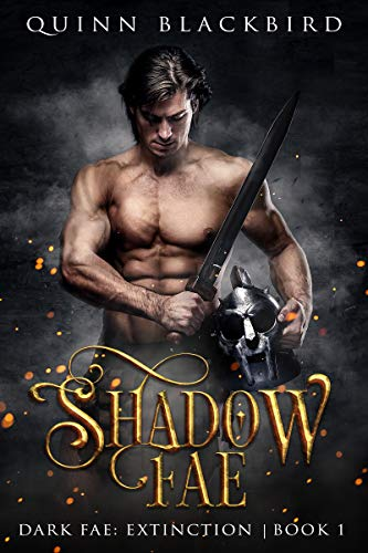 Shadow Fae: A Dark Paranormal Romance, Enemies to Lovers (Dark Fae: Extinction Book 1) Quinn Blackbird