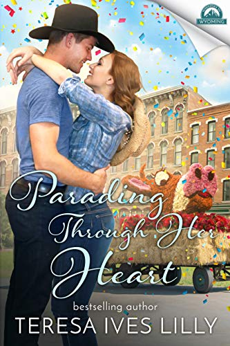 Parading Through Her Heart (Whispers in Wyoming Book 27) Teresa Ives Lilly and Erin Dameron-Hill