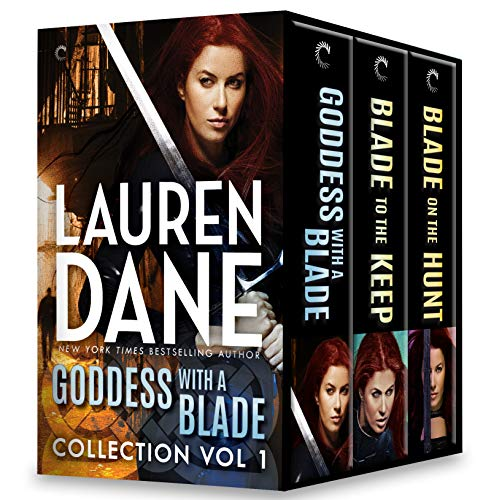Goddess with a Blade Vol 1 Lauren Dane
