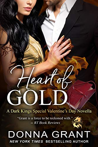 Heart of Gold (Dark Kings Book 20) Donna Grant