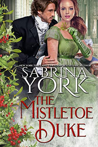 The Mistletoe Duke Sabrina York