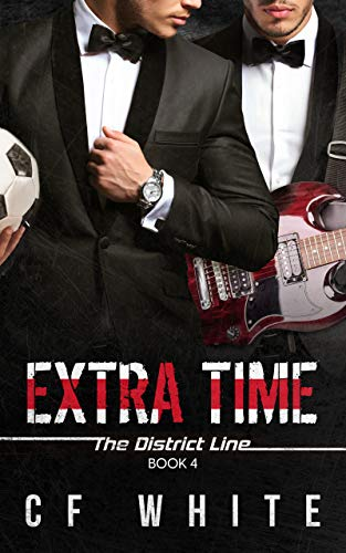 Extra Time: The District Line #4 C F White