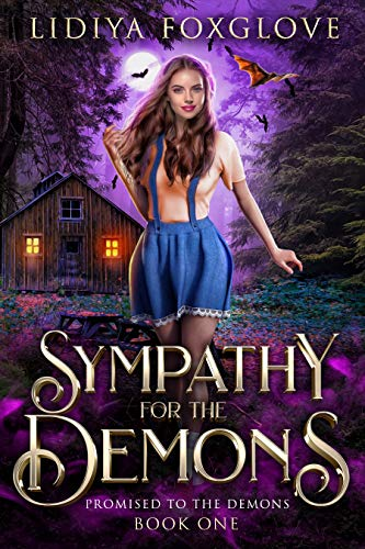 Sympathy for the Demons (Promised to the Demons Book 1) Lidiya Foxglove