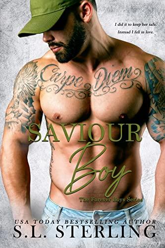 Saviour Boy (The All American Boy Series) S.L. Sterling