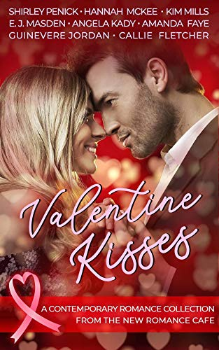 Valentine Kisses (Romance Café Collection Book 10) Shirley Penick , Guinevere Jordan , et al.
