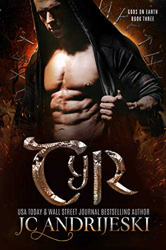 Tyr: A Paranormal Romance with Norse Gods, Tricksters, and Fated Mates (Gods on Earth Book 3) JC Andrijeski