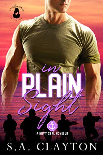 In Plain Sight: A Lady Boss Press Navy SEAL Novella (Lady Boss Press Navy SEAL Novella Collection) S.A. Clayton and Lady Boss Press