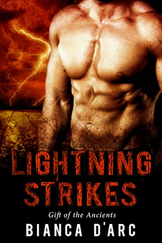 Lightning Strikes: Tales of the Were (Gift of the Ancients Book 4) Bianca D'Arc