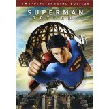Superman Returns Box Art