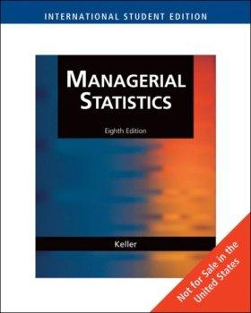 Managerial Statistics.