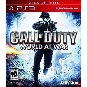 Call of Duty: World at War (PlayStation 3)