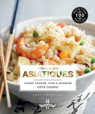 petits plats asiatiques livre