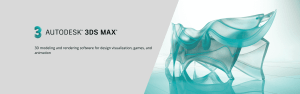 Autodesk 3ds Max Banner