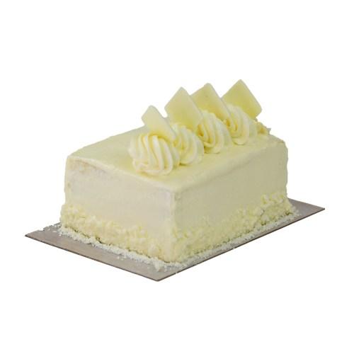 Vanilla Buttercream Bar Cake