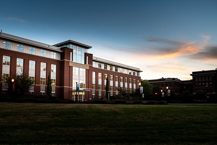 OSU Libraries is based out of The Valley Library on Oregon State University's Corvallis campus, but it serves learners all over the world.