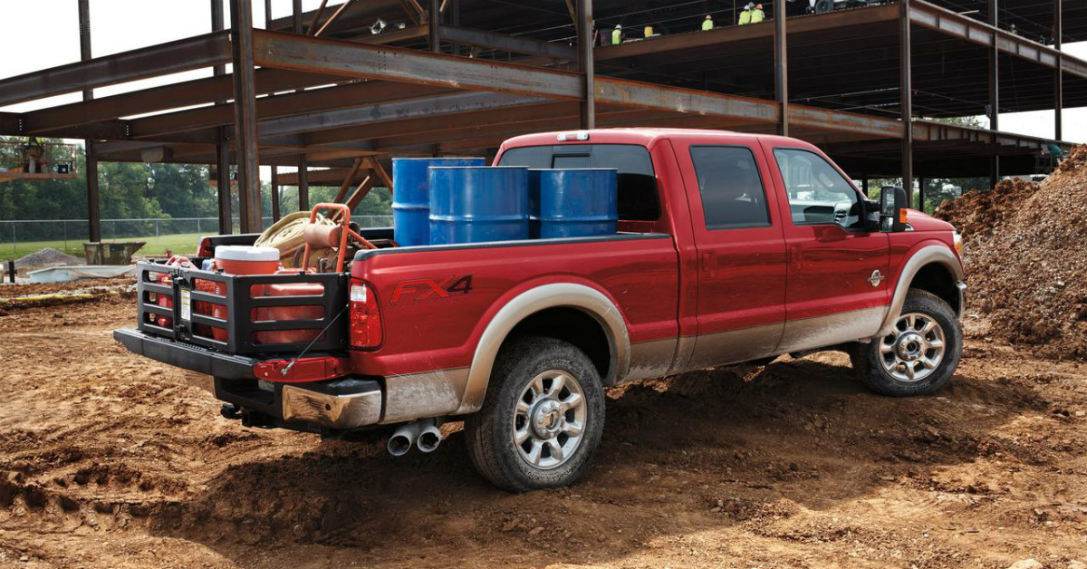2014 Ford F250 Super Duty