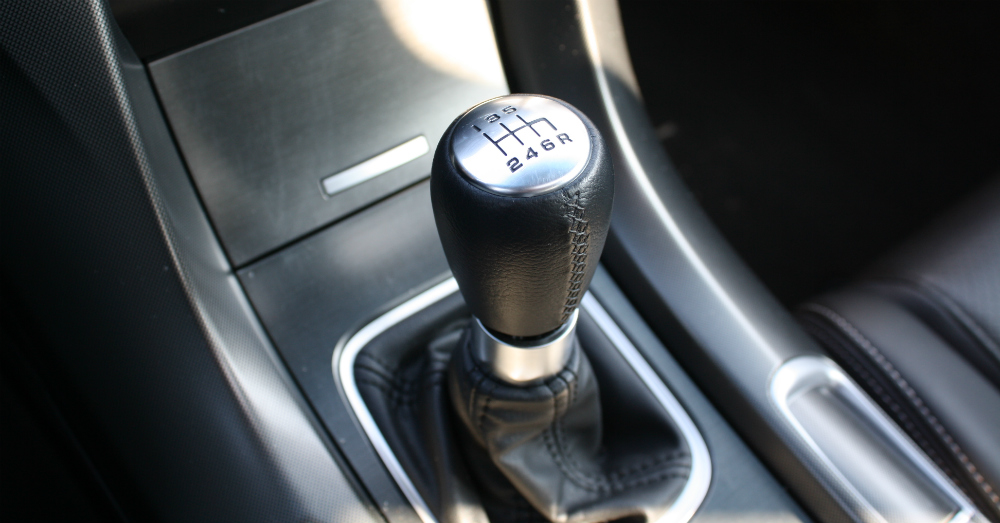Acura Manual Transmission
