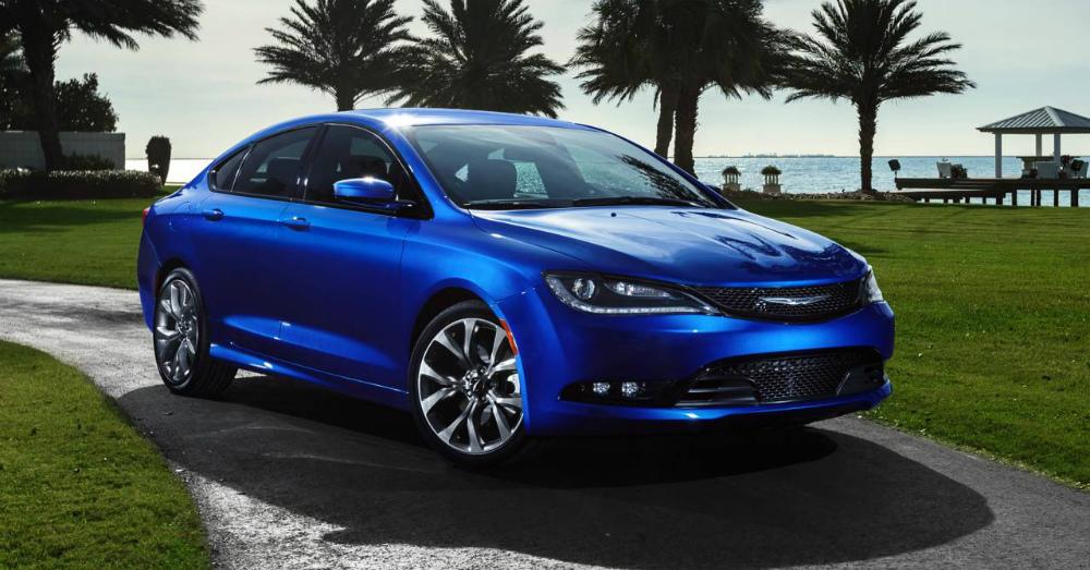 2015 Dodge Dart Blue