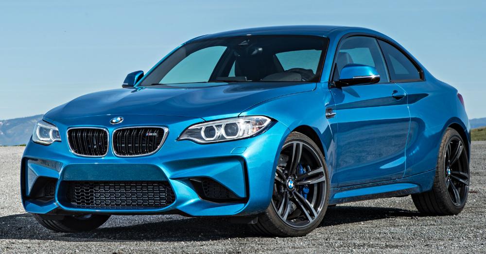 06.10.16 - 2016 BMW M2