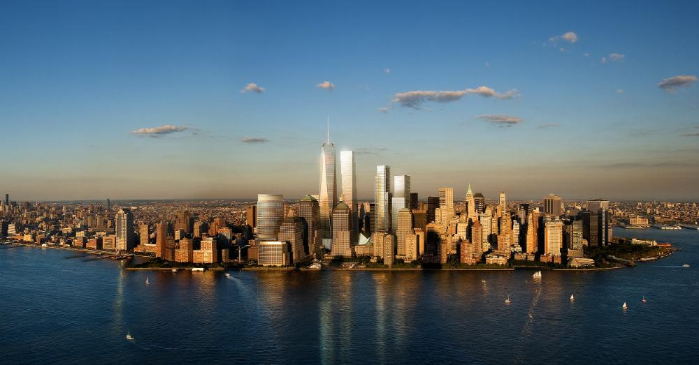 10.11.16 - Manhattan Skyline