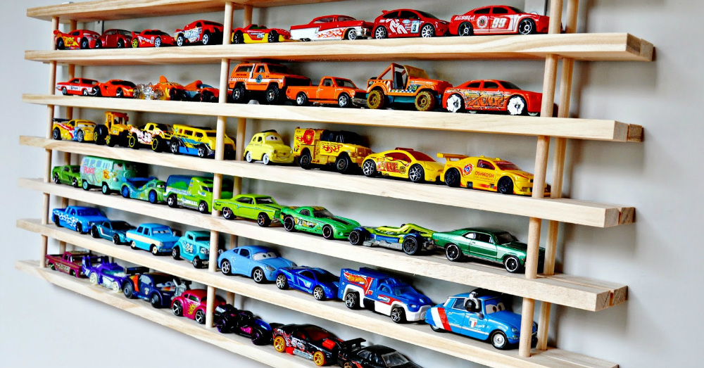 11.22.16 - Hot Wheels Collection