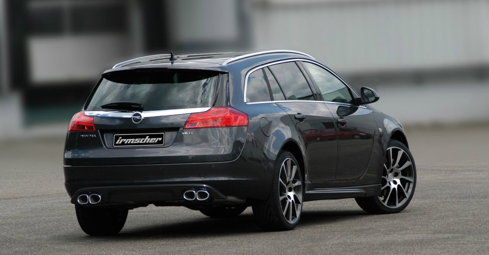 12.19.16 - Opel Insignia Sports Tourer