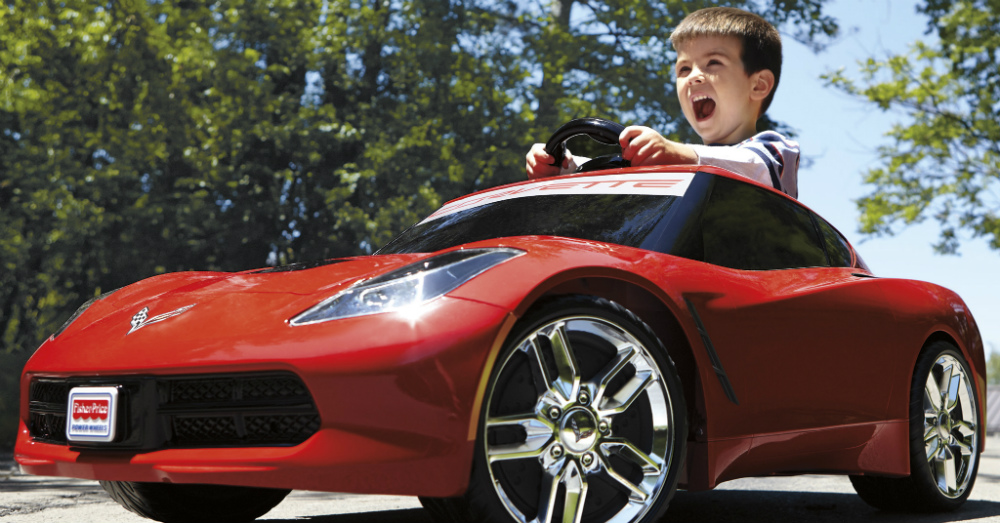 05.25.17 - Kid Driving Car