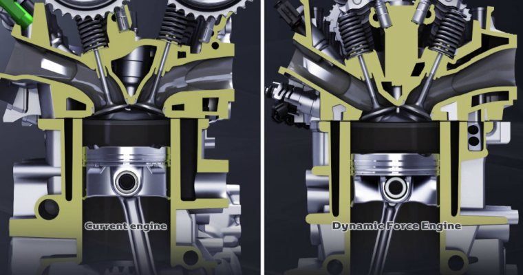 Hot or Not? Toyota's New Dynamic Force Engine