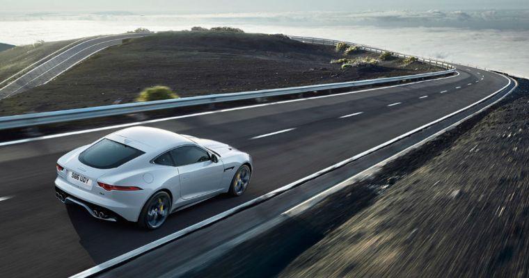 2018 Jaguar F-Type: True Pleasure on Four Wheels