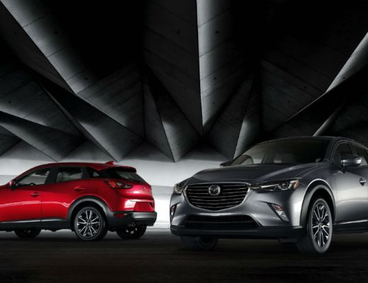 Dynamic Driving Experiences with Mazda CX-3