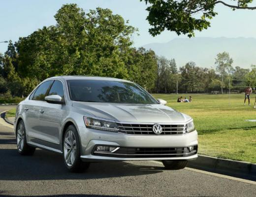 2018 Volkswagen Passat The Right Car for You