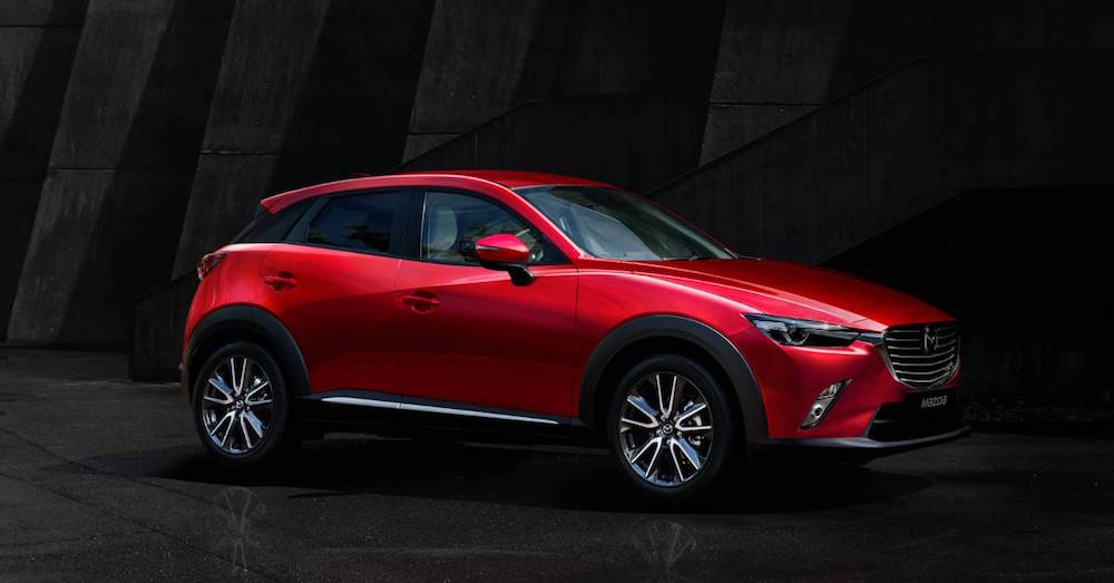 A Great Look in the Mazda CX-3