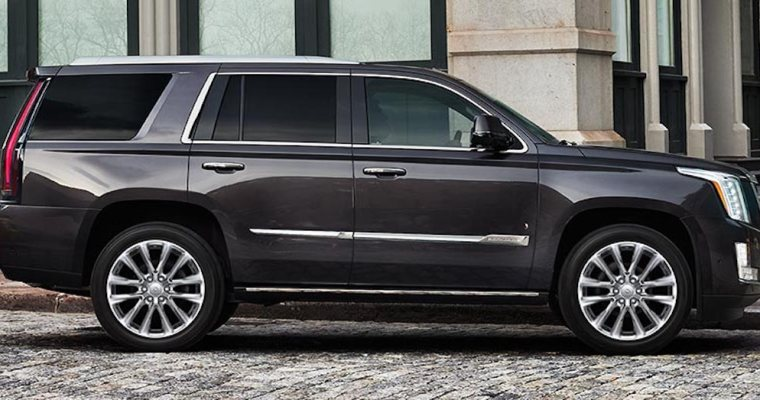 Recognize What the Cadillac Escalade Brings to You