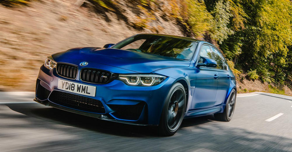 Excitement on the Road With the New BMW M3 CS