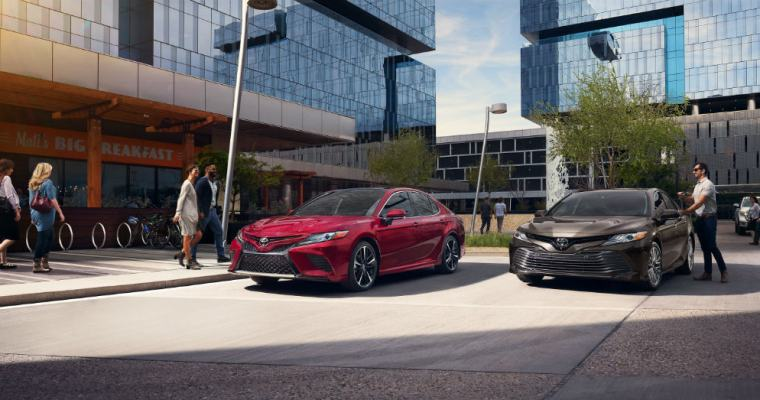 An Epic Rivalry Continues Between the Camry and Accord