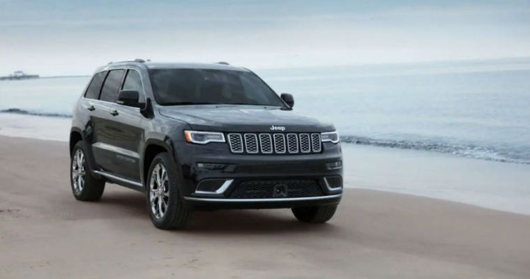 Legendary Quality Continues in the Jeep Grand Cherokee