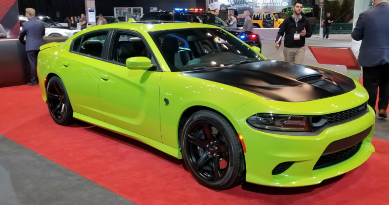 The Dodge Charger Gets Better