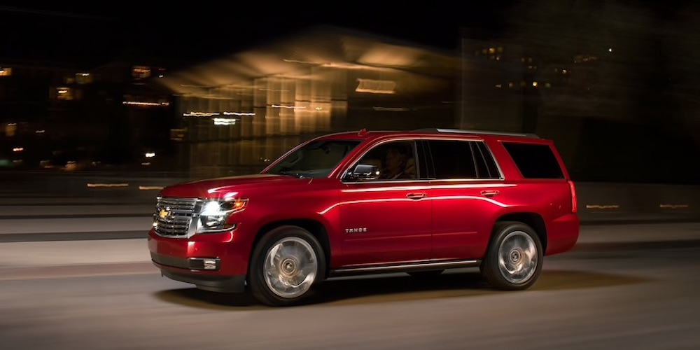 The Chevrolet Tahoe is Truck Tough and Sedan Smooth