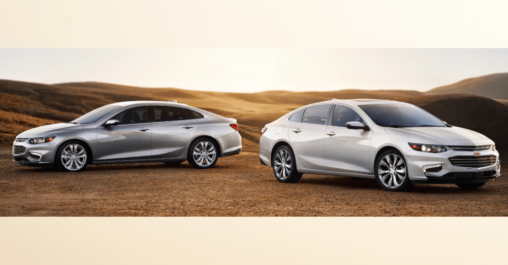 The Most Attractive Chevy Sedan is Improved
