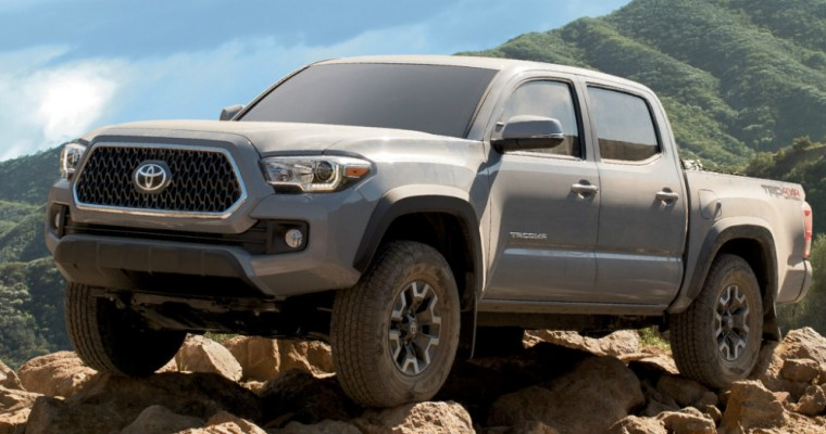 Truck Talk – Which Toyota Tacoma Will You Drive?