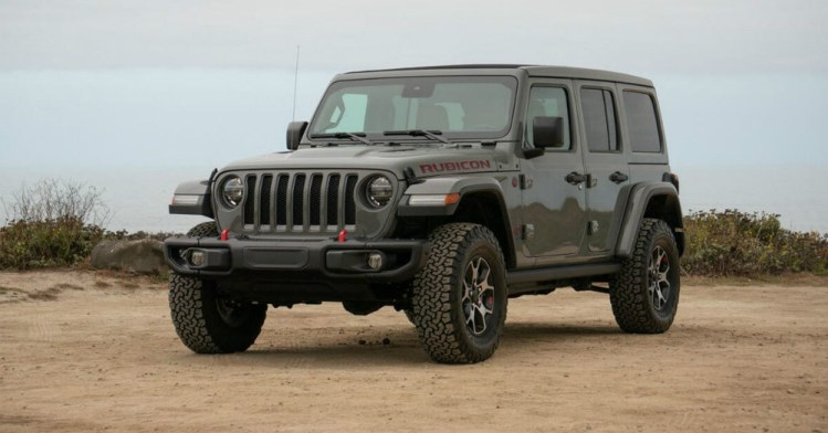 2020 Jeep - Take a Drive in the Jeep Wrangler