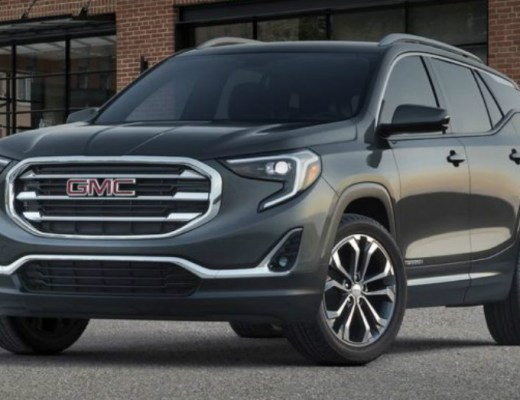2020 GMC - Admire the Strength of the GMC Terrain